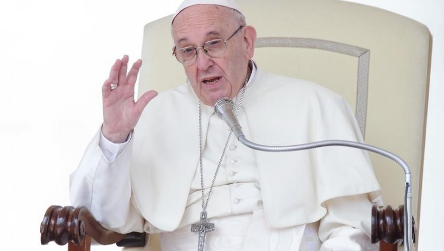 El Papa pide \