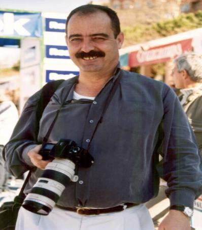 Pepito Mendoza, fallecido en la actualidad...