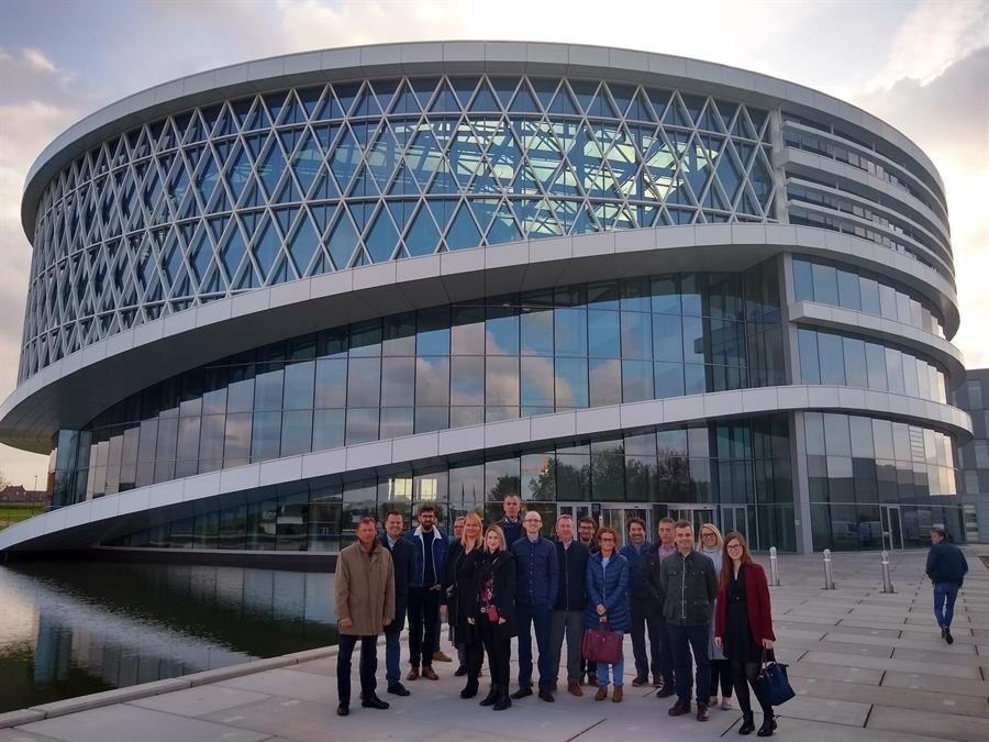 La consejería de Martín participa en Flandes en la reunión del proyecto europeo de digitalización de pymes DEVISE - cantabrialiberal
