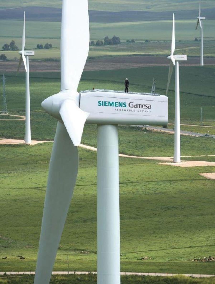 Siemens Gamesa firma un contrato para el suministro de 100 MW en ...